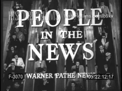 F-3070: WARNER PATHE NEWS