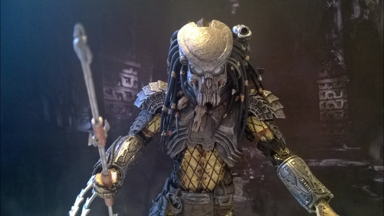 Neca series 14 celtic predator figure review youtube voltagebd Image collections