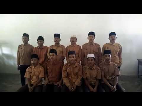 Santri Ponpes Napa Barbaran Padang Bolak Kab Padang Law as Utara Mendukung Jadi WAPRES 2019