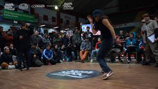 battle of the Year Argentina 2018 - Semifinal Bgirl 1 vs 1