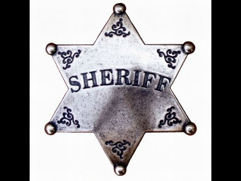 SHERIFF WANT YOU