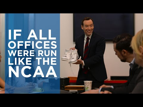 If All Offices Were Run Like the NCAA