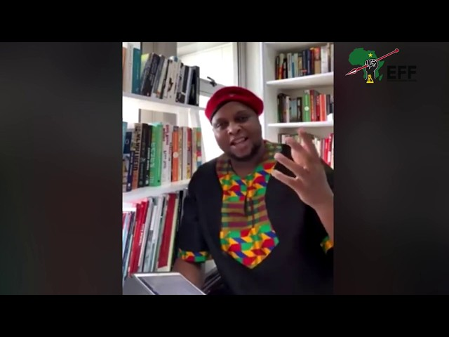 EFF BOOK CLUB: FAQ ON LAND EXPROPRIATION WITHOUT COMPENSATION