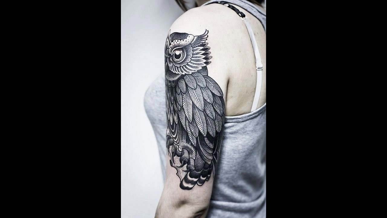 Best Owl Tattoo Designs For Women And Guys Youtube