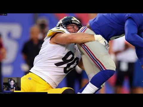 Steelers vs Giants Preseason Week 1 Reaction!!!!!!!!