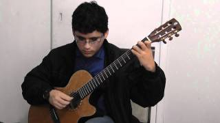 Rurouni Kenshin - Departure - Solo Guitar