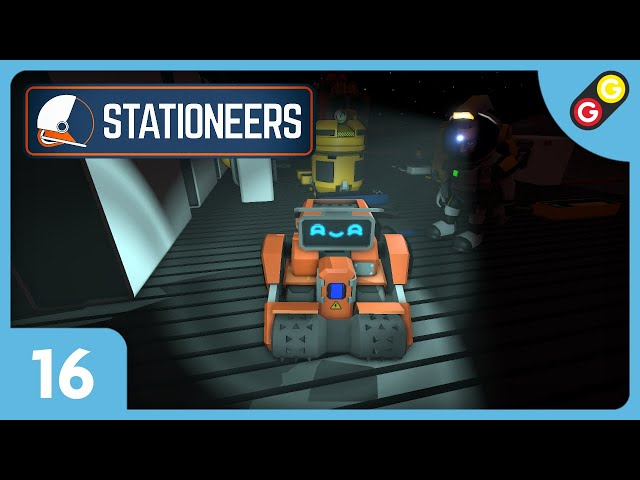 Stationeers #16 On adopte WALL-E (AIMEe) ! [FR]