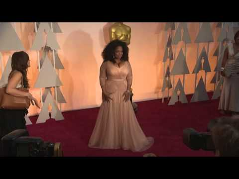 Oscars: Oprah Winfrey Red Carpet (2015)