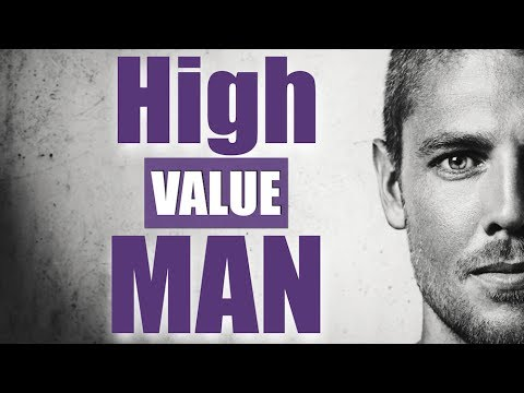 How To Attract Women With High Self Esteem - The Secret To Becoming A Confident High Value Man!