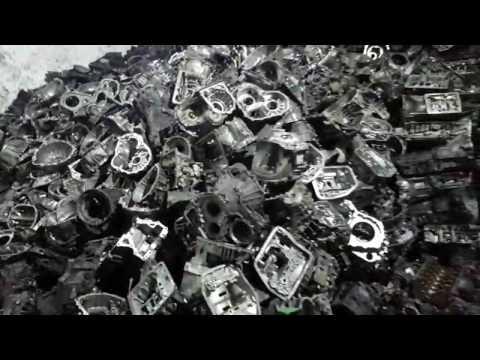 Aluminium Trump Scrap from Pooja Metal Sharjah