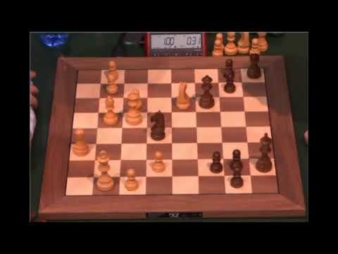 GM Carlsen (Norway) - GM Yu Yangyi (China) Akela Missed!!