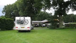 Vertrek van Camping de Noetselerberg in Nijverdal