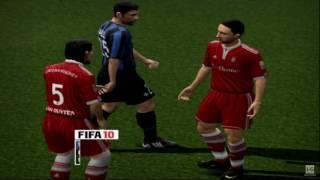 FIFA 10 PS2 Gameplay HD