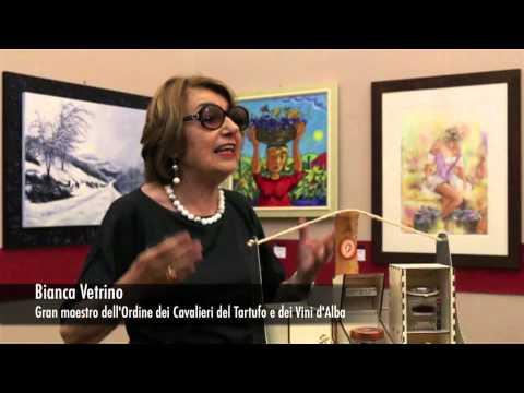 Barolo Paintings - travelling exhibition - Aula Picta - Barolo