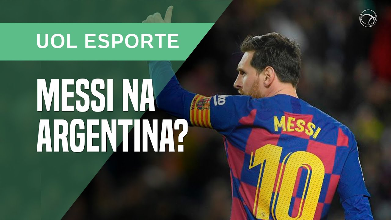 Messi: Torcedores do Newell's Old Boys torcem pelo retorno do craque ao clube