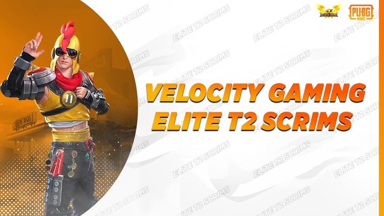 VELOCITY GAMING ELITE T2 SCRIMS |  CASTER GODS EYE ELEMENTS | TO PLAY REGISTER ON DISCORD
