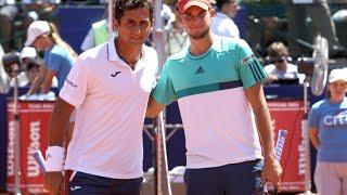Nicolás Almagro vs. Dominic Thiem | Final Argentina Open 2016 [Highlights]