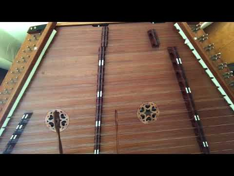 Turkey in the Straw Hammered Dulcimer Lesson (All Levels)