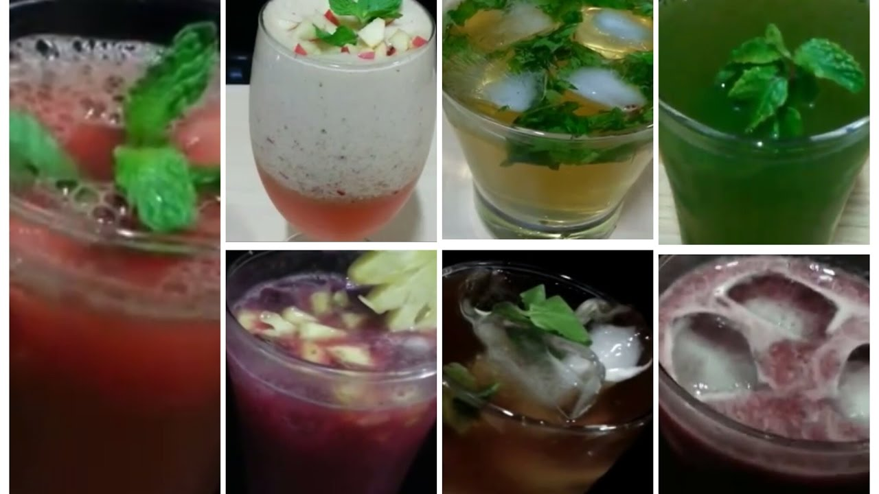 Best 7 Summer Drinks Recipes Simple And Easy Summer Cooler