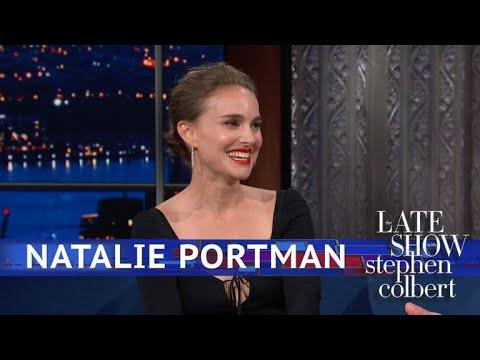 Natalie Portman Was