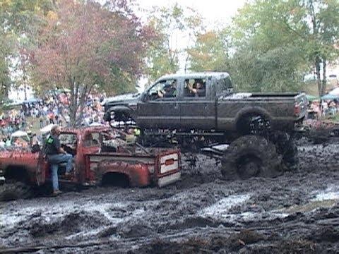 Mud Bogging at Perkins (Extended) Oct 2013