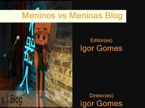 Meninos vs Meninas | Blog - Roblog
