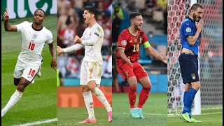 EP 7 EURO 2020 Last 16 Review France Mutiny talk Quarter final preview Who are the Favourites