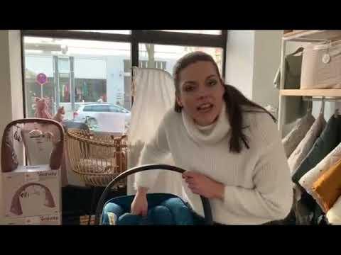 Cybex Cloud Z, I-Size Kindersitz, Testsieger - KIND DER STADT Beratungs-Video
