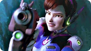 OVERWATCH All Animated Short Films And Origin Stories