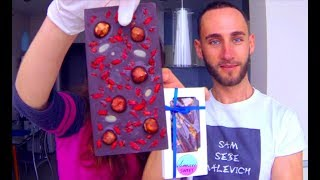 Как приготовить Натуральный шоколад  БЕЗ САХАРА | Dimari Sweet | Видео урок