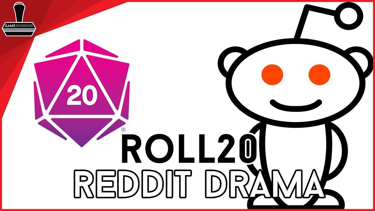 Roll20 Reddit Drama (Explained) | GameGorgon