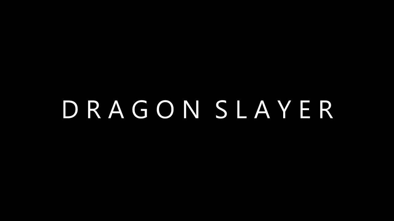 Dragon Slayer by Rob Grice