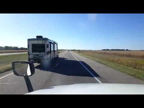 Bigrigtravels Live! - Odessa to North Platte, Nebraska - Interstate 80 - September 24, 2016