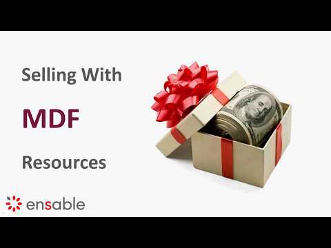 Marketing Development Strategy - how to ask and use marketing development funds (MDF)