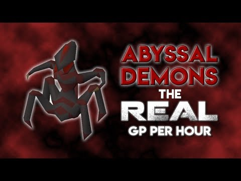 Abyssal Demons: The REAL GP Per Hour [RGP Ep. 18]