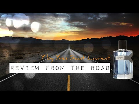 Yves saint Laurent y new frragance review!! on the road