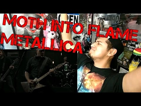 Metallica: Moth Into Flame (Official Music Video) REACTION!!!