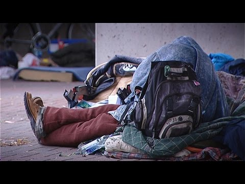 Homelessness up 30% in Metro Vancouver