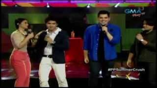 Party Pilipinas SUMMERCRUSH - Keso Boys Live = 4/14/13
