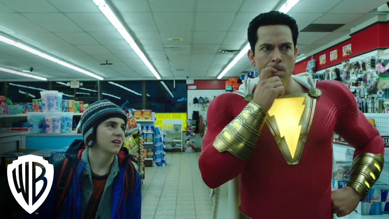 Download Shazam! | I'm Bulletproof | Warner Bros. Entertainment