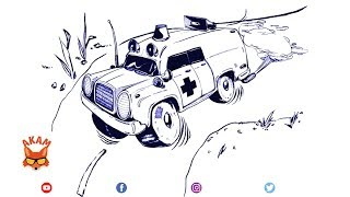 Ward 21 & Mr Barnacle - Ambulance Siren [OFFICIAL SHORT]