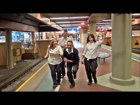 Adelaide Metro's 'Happy' Passenger Service Assistants celebrate 20 years