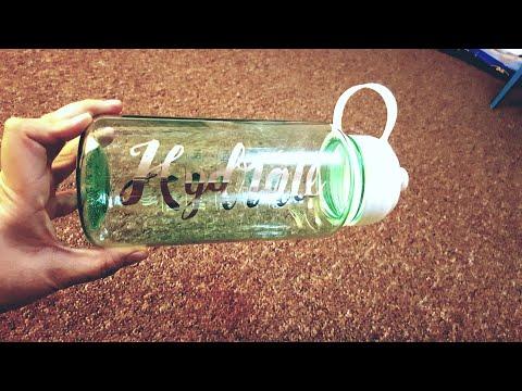 Avon Wellbeing Hydrate Water Bottle Demo