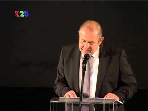 K23TV - Press - Az 1956-os magyar forradalom évfordulója, Népkör - 22. oktobar 2012.