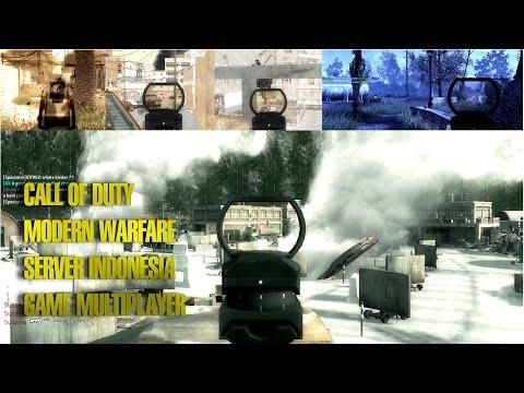 Call of Duty Modern Warfare IP Server Indonesia