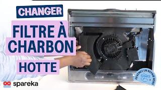 Comment changer le filtre à charbon de votre hotte aspirante