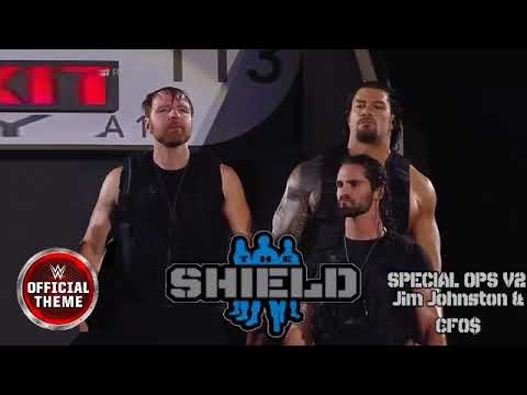 THE SHIELD NEW THEME SONG 2017 - SPECIAL OPS V2 BY Jim Johnston and CFO$