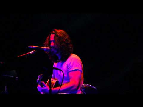 Chris Cornell - Fell On Black Days Live In New York April 12th 2011