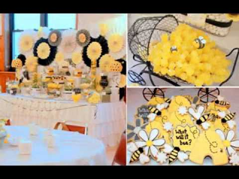 Summer Baby Shower Themes Youtube