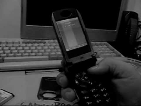 Fixing a nextel i860 with parts form a boost mobile i855 - YouTube